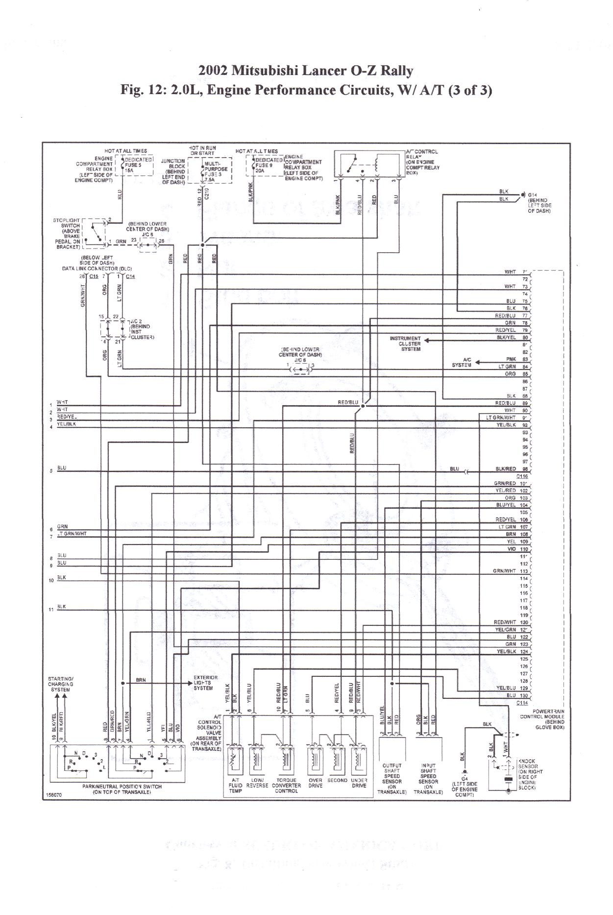 Mitsubishi Lancer 2002 Wiring Diagram Manual Of Fuel Pump I Have A Oz Rally Edition Its Nice Car But Rh Justanswer Com