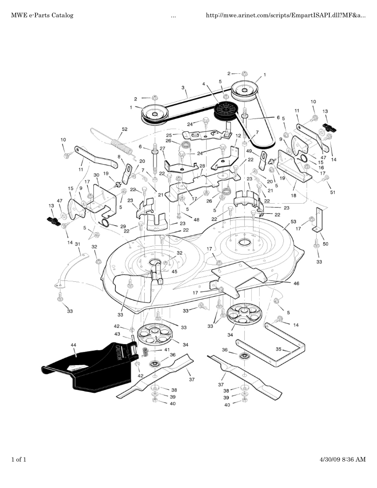 murray select riding mower wiring diagram with Murray Tractor Wiring Diagram on Lawn Mower Wiring Schematic also Page1 additionally Page1 moreover Yard Machine Drive Belt Diagram besides searspartsdirect.