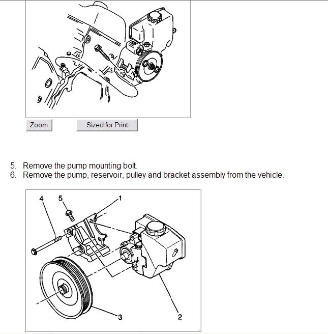 I Am Removing And Replacing The Power Steering Pump On My Cadillac. Cadillac. 1999 Cadillac Deville Power Steering Diagram At Scoala.co