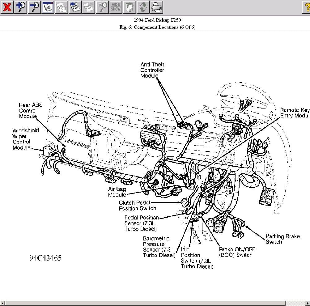 Ford 7 3 Belt Routing Diagram Trusted Wiring Pu 1994 Diesel Services U2022 2002 Focus Serpentine