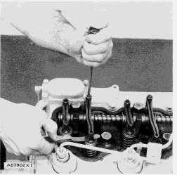 Have a Cat No 12 grader  Chasing valve lash adjustment setting for