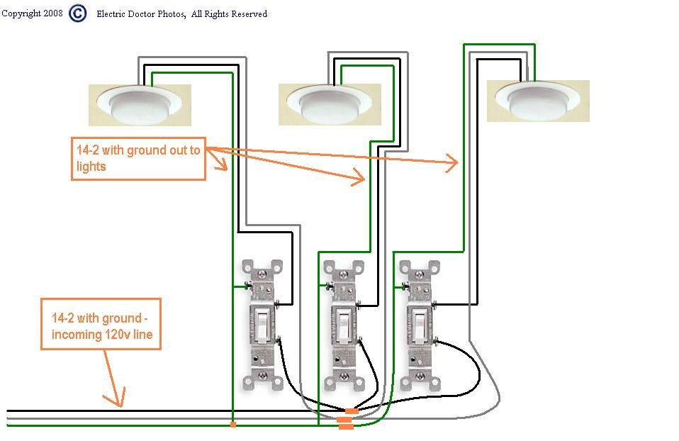 Wiring Diagram For Two Way Light Switch Australia besides File California 3 Way moreover 3 Way Switch Wiring Diagram together with 3 Way Lighting Circuit as well Question About 2 3way Switches Same Power Source 152096. on california three way switch diagram