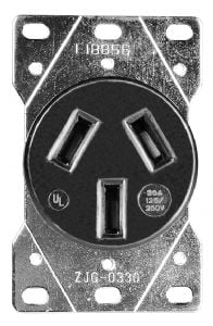 220 Outlet Wiring >> How to wire a 20 amp 240 volt outlet from a fuse box?