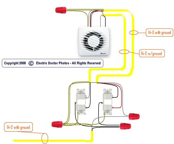How to wire a bathroom extractor fan diagram with 12 volt light how to wire a bathroom extractor fan diagram with 12 volt light asfbconference2016 Images