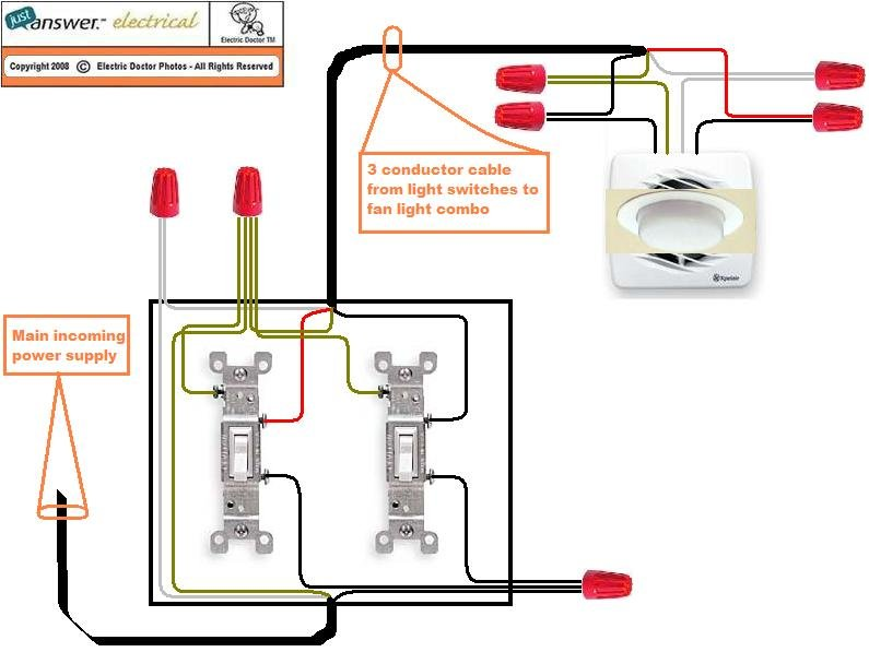 2008 11 23_200604_Fan_light_combo_from_two_switches nutone bathroom fan light wiring diagram wiring diagram and wiring a bathroom fan and light diagram at reclaimingppi.co