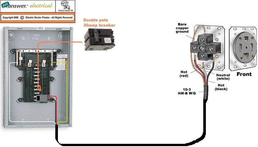 wiring an oven with 4 wire to 3 wire outlet 4 wire generator to 3 wire 220v receptacle wiring