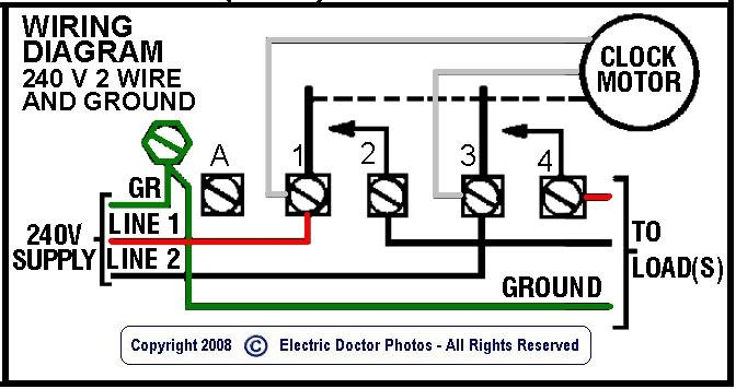 intermatic et171 time clock wiring diagram time clock wiring schematics i have replaced my pool pump timer with a new intermatic ... #9