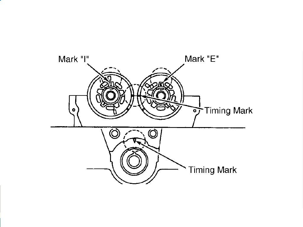 Mazda Timing Marks Diagram Change Your Idea With Wiring Mitsubishi 1999 Protege Belt Html B2000