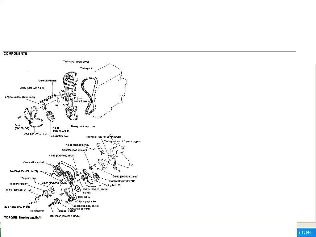 toyota tacoma 2 7 engine diagram 2002 hyundai sanota 2 7 engine diagram #13