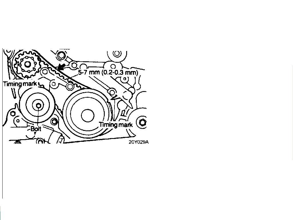 Timing Belt Diagram For 2002 Hyundai Sonata 2 4l
