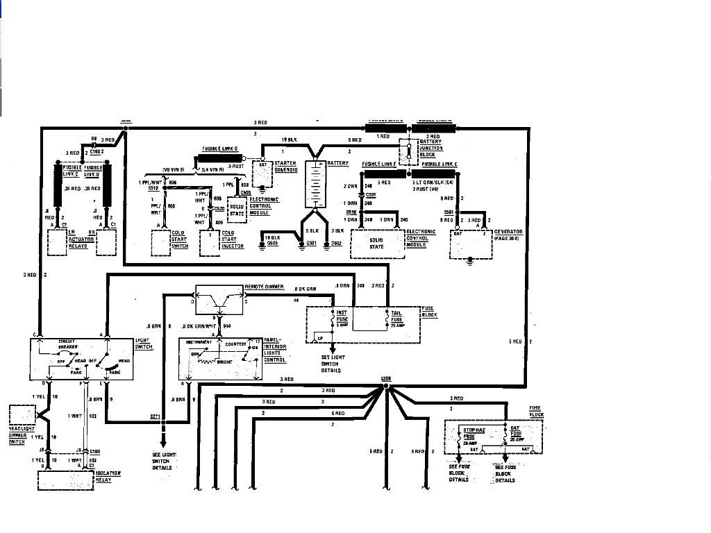 85 fiero fuse box pontiac fiero fuse box diagram