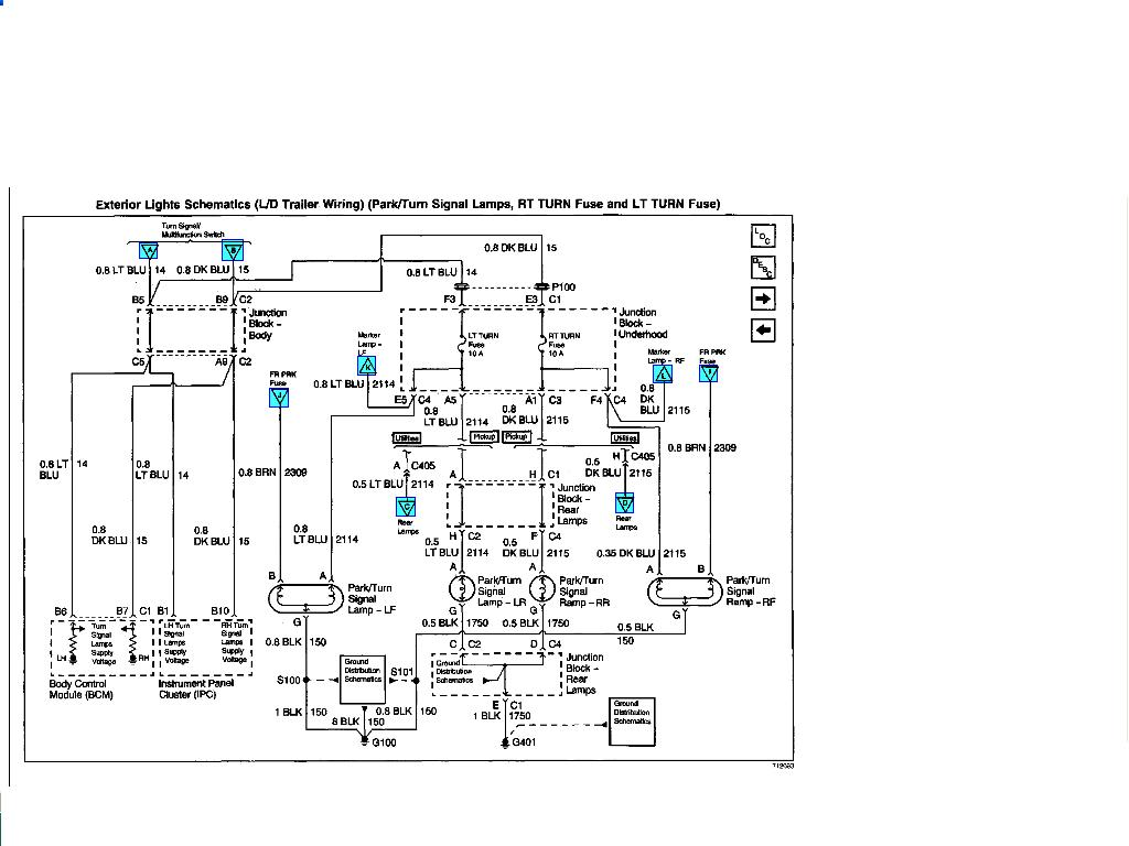 2008 Tahoe Fuse Diagram Free Wiring For You Chevy Parts 2006 Vehicle