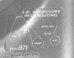 1995 dodge caravan belt diagram wiring diagram electricity rh casamagdalena us