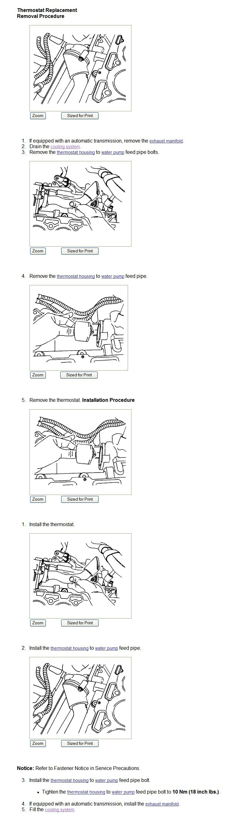 2003 Olds Alero Thermostat Location Fuse Diagram Standing In Front Of The Car Its On Part Engine Your