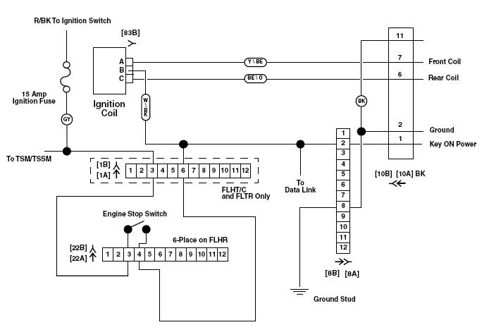 screamin eagle ignition module wiring diagram   45 wiring