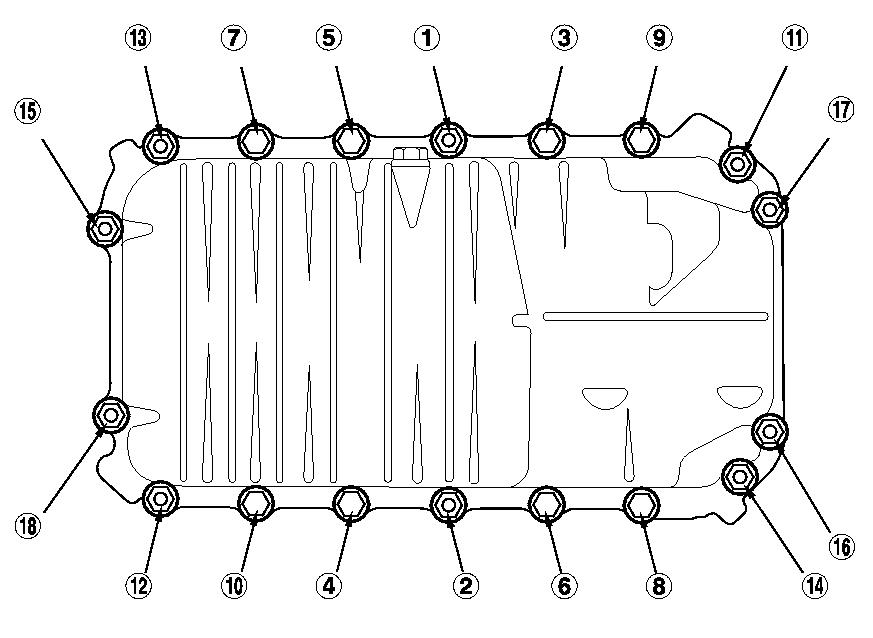 Image Result For Honda Ridgeline Oil Pan Gasket