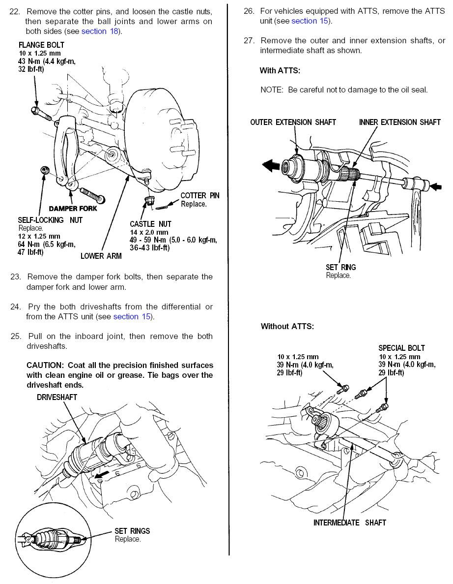 While Removing The Atts On A 2000 Honda Prelude Sh I Took Out 4 H22a4 Wiring Harness Diagram Graphic