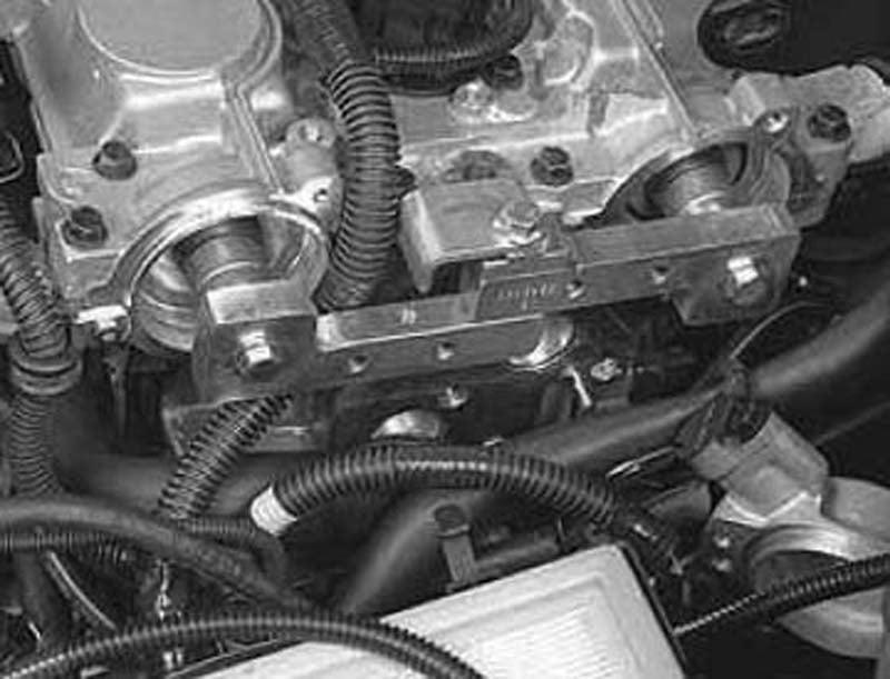 I'm working on a 2004 Volvo XC90 with a 2.5. It has a bad engine oil leak in the timing belt ...