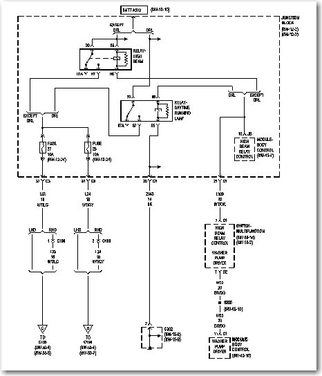 I need a wiring diagram for a 2006 Jeep Liberty. Have one ...