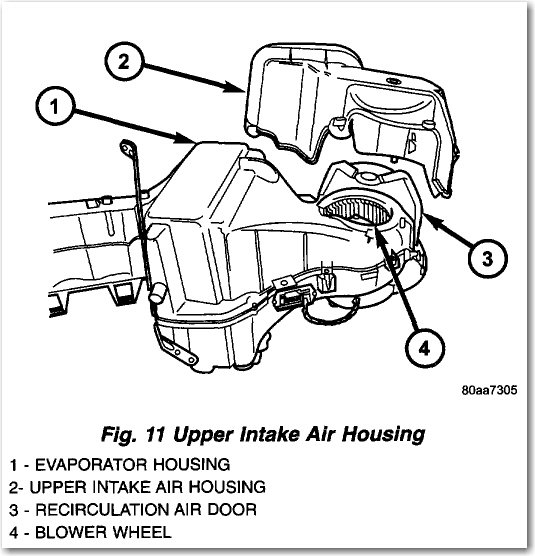 2000 Plymouth Grand Voyager  I Would Like To Get A Diagram