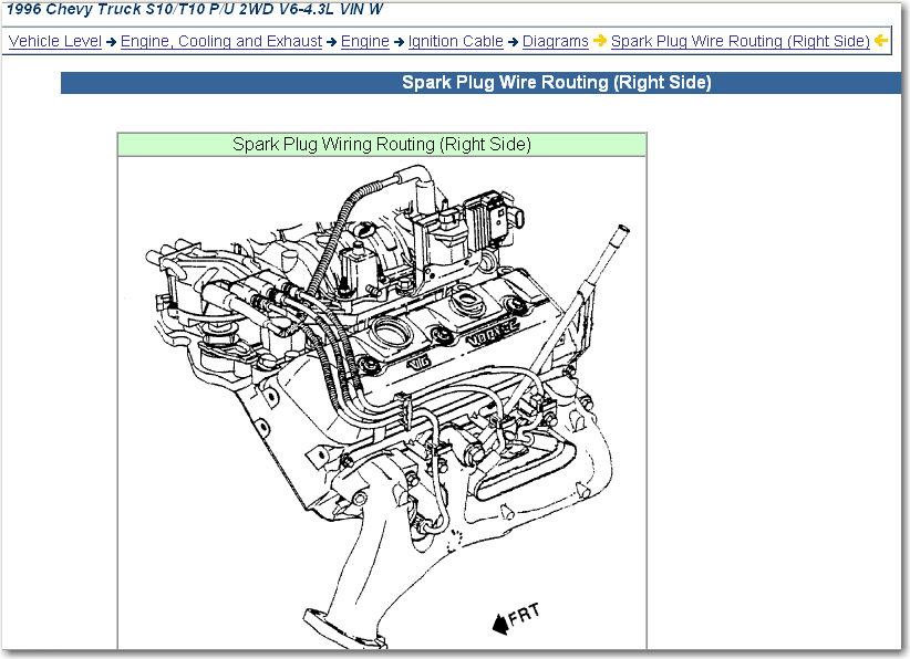 Is The A Website That I Can Get The Spark Plug Wire
