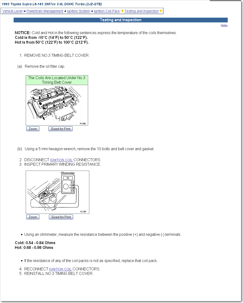Have A Coil Pack Firing Issue 2 And 5 No Signalpacks Are 1994 Eagle Summit Wiring Diagram Click Here For Diagrams I Hope This Helps If You Any More Questions Or Need Please Dont Hesisitate To Ask