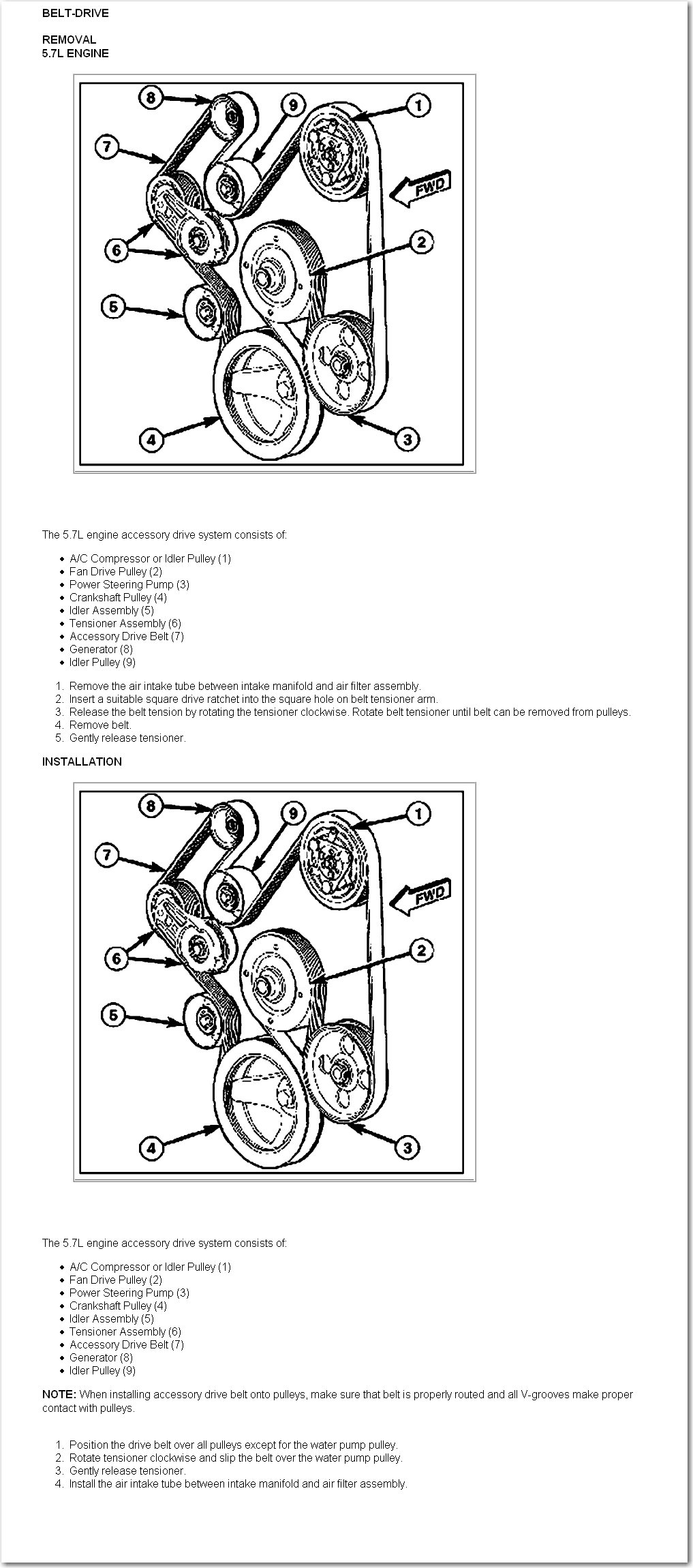 2008 5 7l Hemi Engine Diagram | Wiring Diagram  L Engine Diagram on