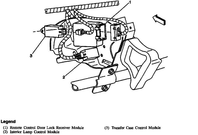 97 chevy 4x4 suspension diagram