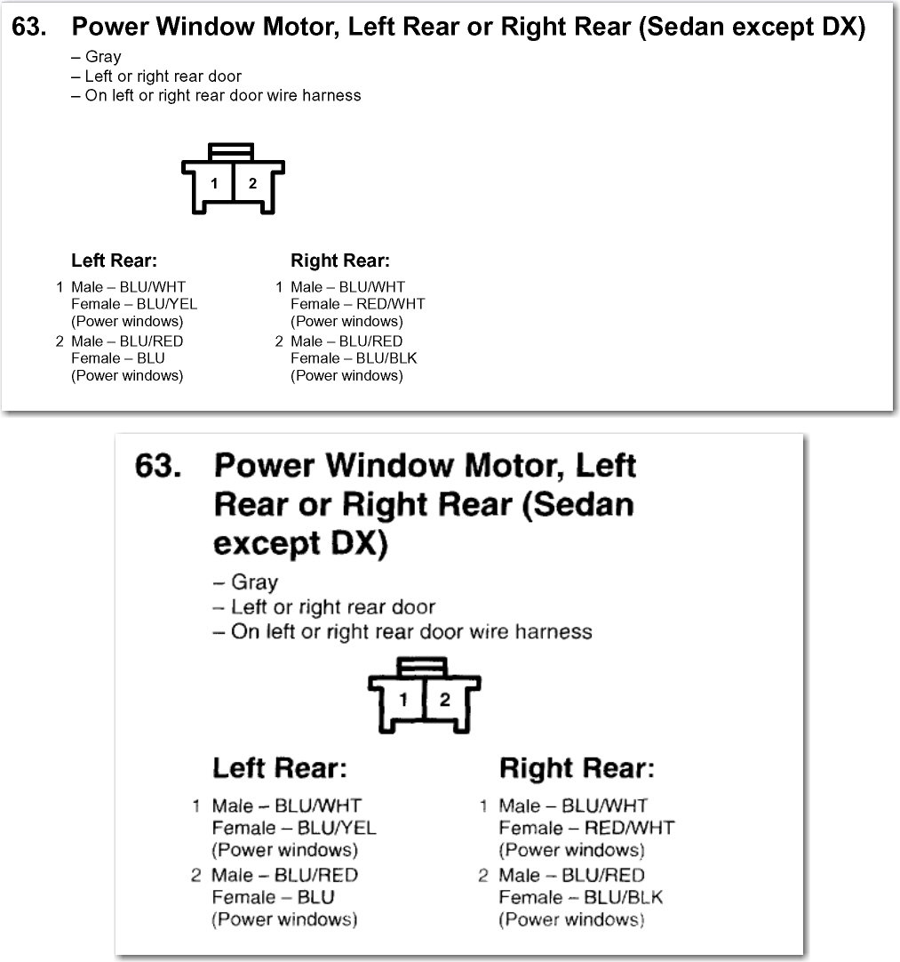 I Need A Wiring Diagram For 2001 Honda Civic Lx The Passenger Side 2003 Uploaded You Requested This Vehicle In Pdf Format Here To Justanswer Can Download It By Clicking Hope Helps