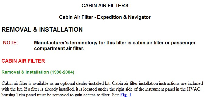 i need to know where the cabin air filter is. Black Bedroom Furniture Sets. Home Design Ideas