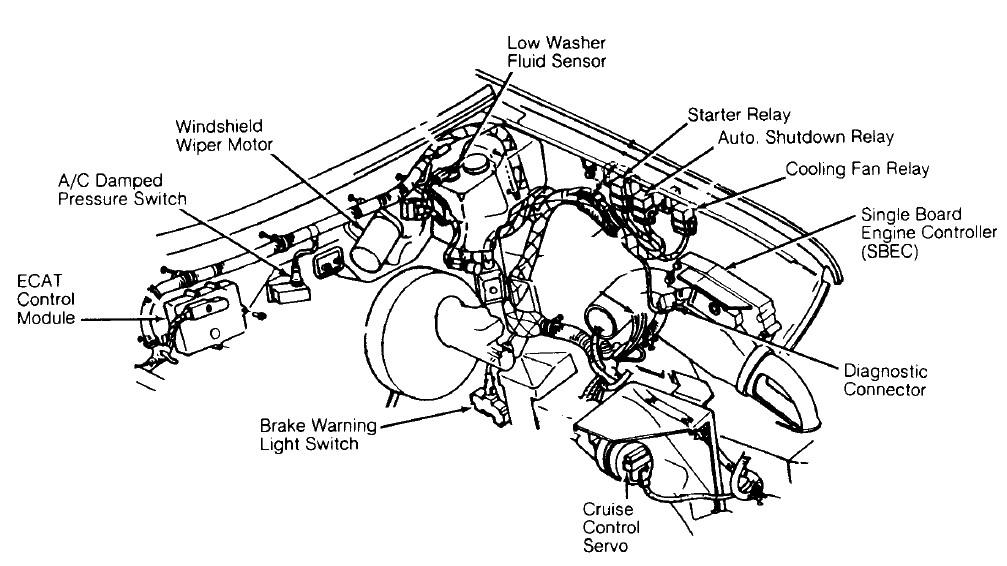 1991 Dodge Caravan 3 0 Having A Charging Problem Replaced