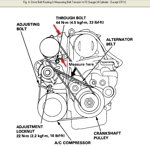2007 civic belt diagram 08 civic belt diagram search results how do i change the serpentine belt on a 2007 honda civic .html - autos weblog
