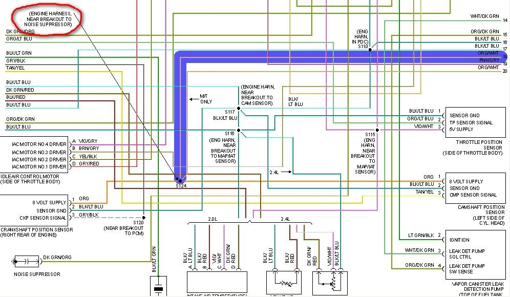 1998 dodge stratus heating diagram electrical work wiring diagram \u2022 1997 dodge stratus radio wiring diagram i have a 98 dodge stratus 2 4l with no spark and no 8 volts to
