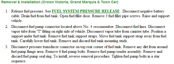 My 1999 Mercury Grand Marquis All Of A Sudden Wont Start  It Turns Over Very Well But Doesnt
