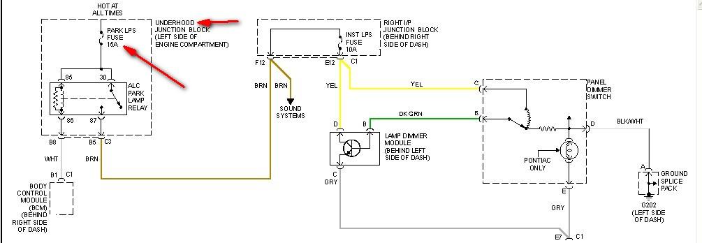 wiring diagram for 2004 alero diagram free