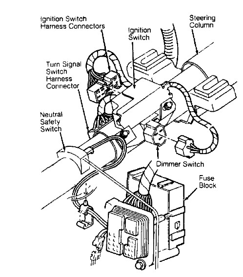 C3 Corvette Wiper Motor Wiring Diagram