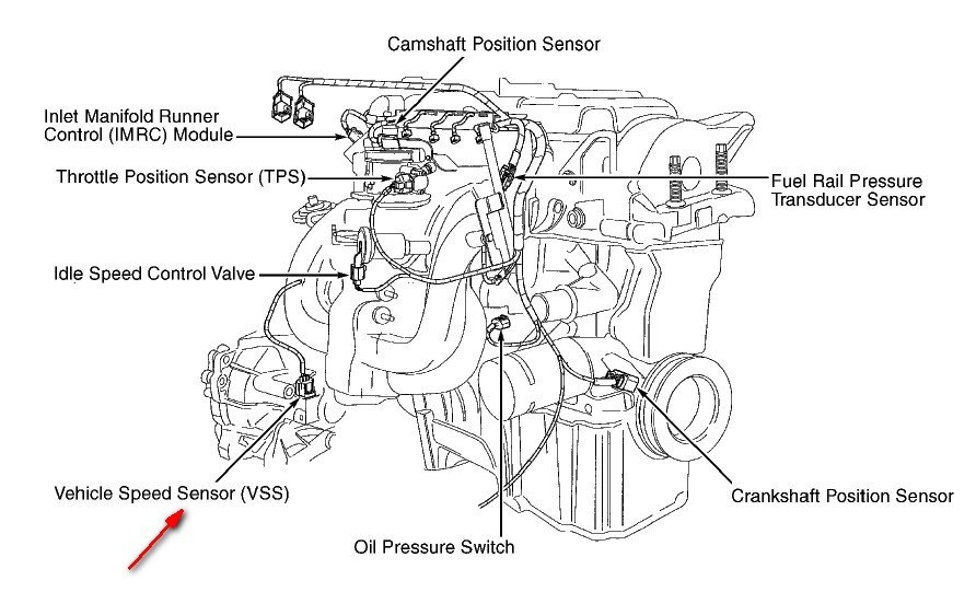 2002 ford escape engine diagram 1996 ford crown victoria