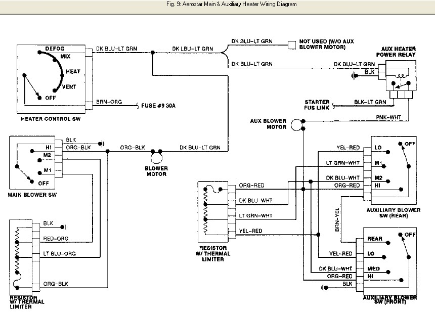 Diagram 04 Ford Star Blower Motor Wiring Diagram Full Version Hd Quality Wiring Diagram Tkwiring Corrierte It