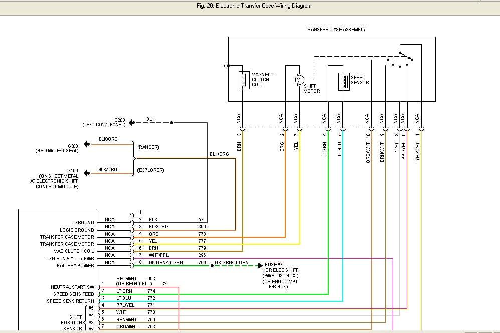 1988 ford ranger xlt radio wiring diagram i have a 93 ford ranger xlt 4x4 6 cylinder and the 4x4 is 97 ranger xlt 4cyl wiring diagram