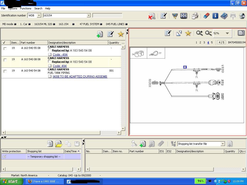 I Own A Transmission Shop Intermitant No Start 1998 Mercedes Ml320 Fuel Filter Graphic