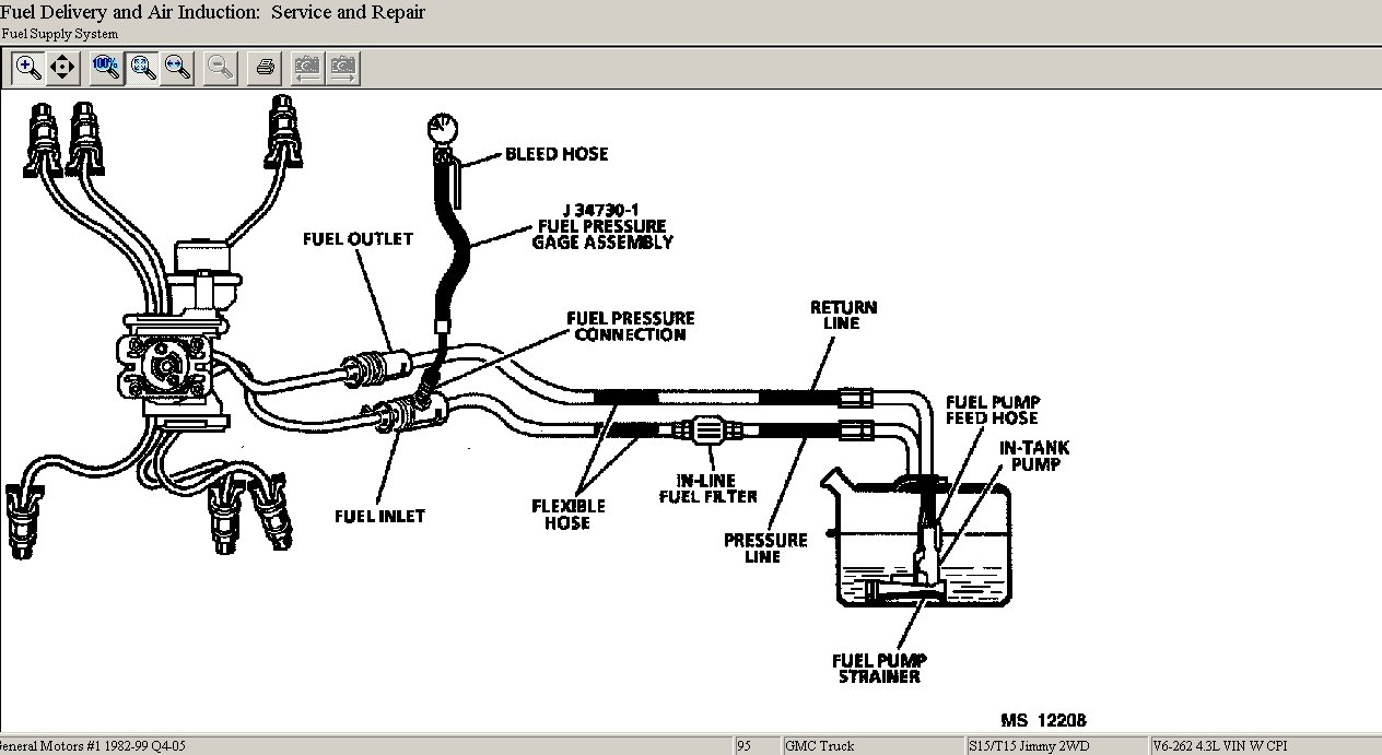 1997 Gmc Jimmy Engine Diagram Free Wiring For You 1996 Fuel Pump Relay Location Images 1999