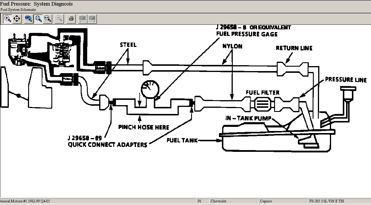 1990 chevy caprice fuel system electronic schematics collections