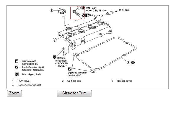 Where Is The Pcv Valve Located On A 2002 Nissian Altimarhjustanswer: Nissan Altima Pcv Valve Location At Elf-jo.com