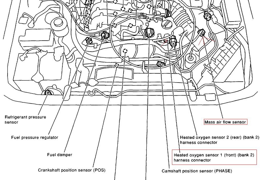 tanc fiul 2004 nissan quest engine diagram  nissan  auto wiring diagram