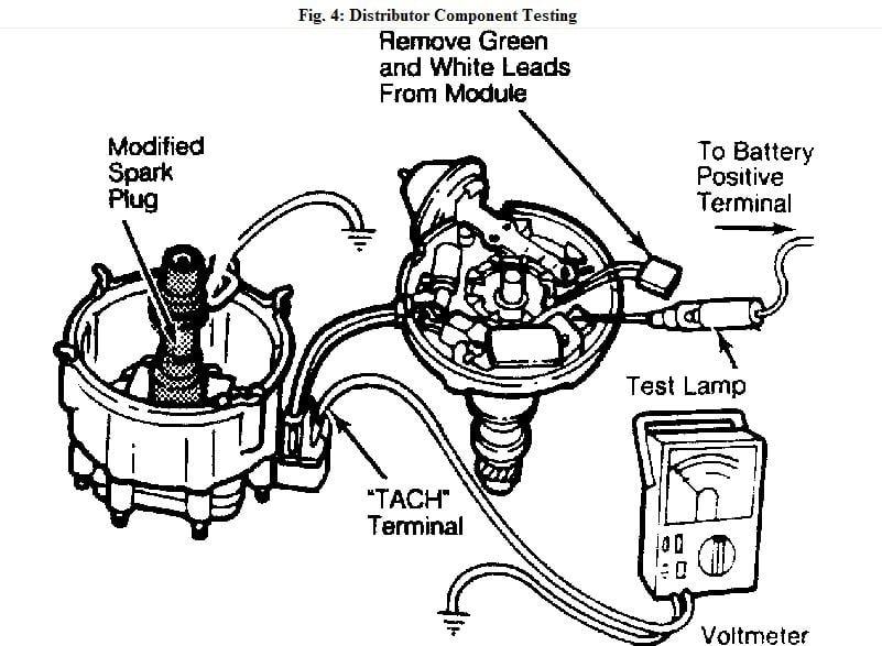Hei Ignition Module Wire Diagram 4
