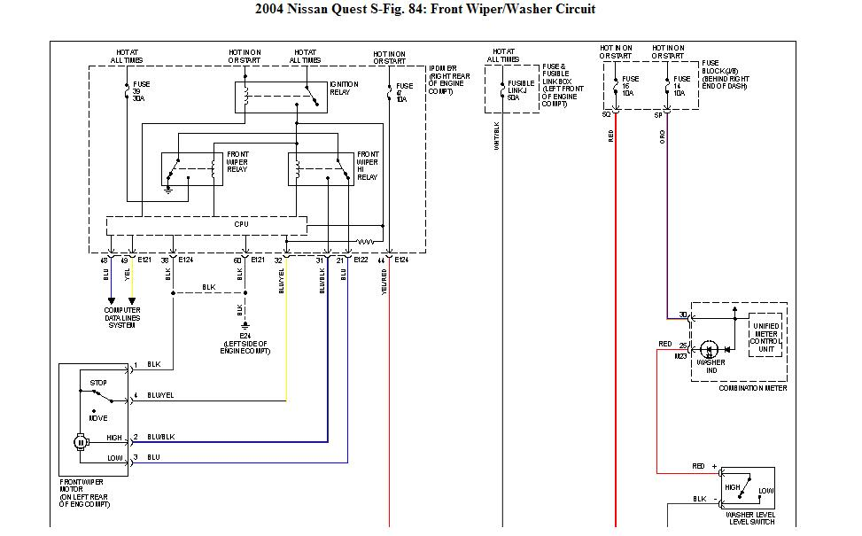 Wiring Diagram For 2008 Nissan Titan : Wiring diagram for nissan pathfinder