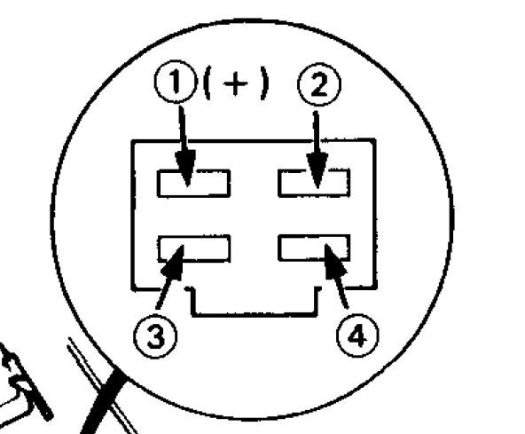 i have a 1992 toyota 4runner 3 4wd air conditioning problem when 2003 Toyota Camry Parts Diagram from the diagram above test the relay terminals between 2 and 4 for resistance if you do not know which are those try between 1 and 3 or 2 and 4