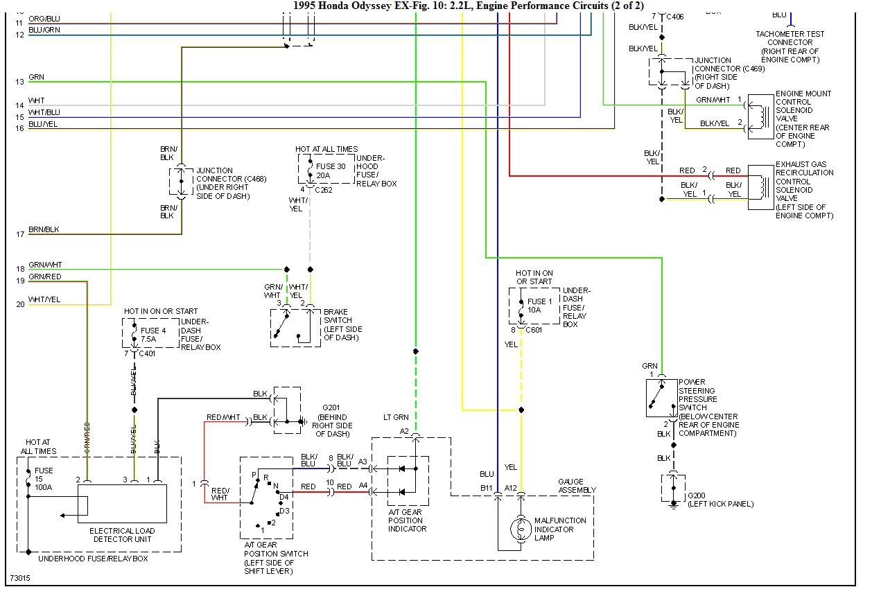 anyone to assist with the wiring diagram for an igniter for a honda rh justanswer com F22B DOHC Head Honda Accord LX Engine
