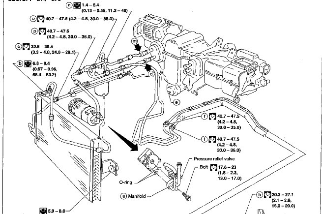 I Have A 1999 Nissan Quest And The Rear Ac Does Not Blow Cold Air Rhjustanswer: 2005 Nissan Altima Expansion Valve Location At Elf-jo.com