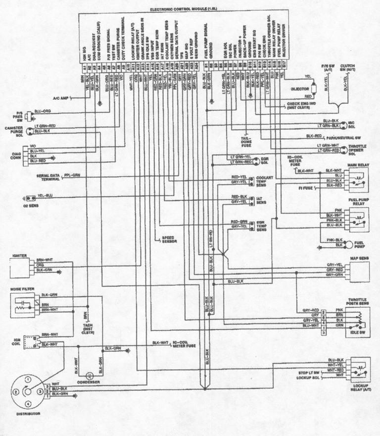 1991 suzuki sidekick fuel problems  - vehicle died